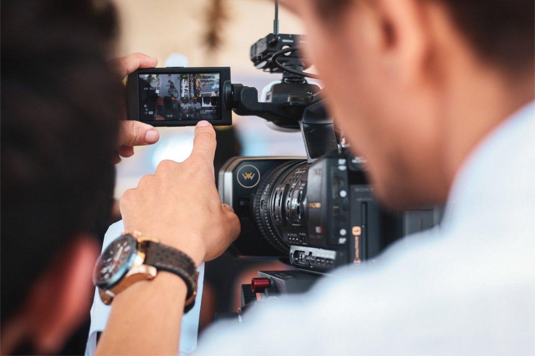 video professionnelle