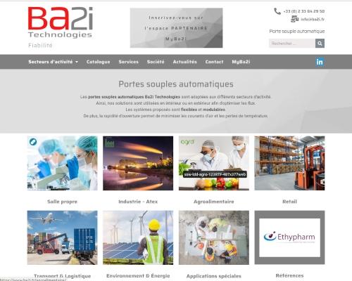 création site internet performant
