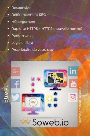 création site internet Oléron
