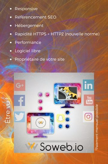 création site internet Rochefort
